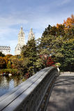 Central Park in NYC lizenzfreie stockfotos