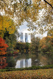 Central Park in NYC Stock Images
