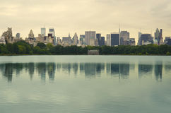 Central Park NYC Royalty Free Stock Photos