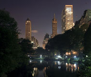 Central Park NYC 3093 Stockbild