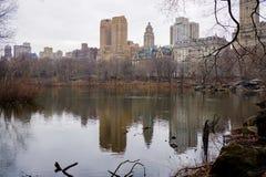 Central Park nyc lizenzfreie stockfotografie