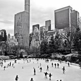 Central Park NYC Stock Afbeelding