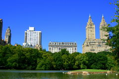 Central park NYC Royalty Free Stock Image