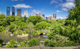 Central Park, NYC Royalty Free Stock Photo