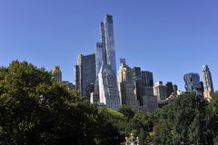 Central Park in NYC 249) Stock Photo