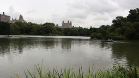 central park pan stock video footage