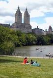 Central Park remo san Arkivbilder