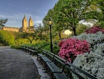 Central Park, ressort de New York City Photographie stock libre de droits
