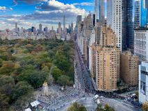 Free Central Park South - New York City Stock Images - 166919354