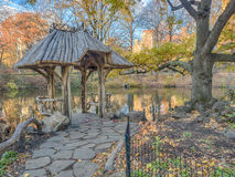 Central Park, Wagner Cove stock fotografie