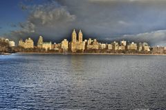 Central Park West Royalty Free Stock Photos