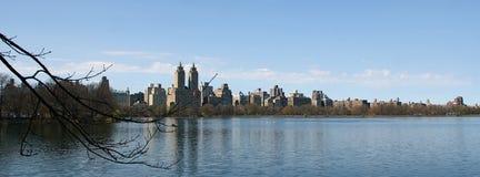 Central- Parkansicht Lizenzfreies Stockfoto