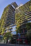 Central Parkbyggnad som är chippendale-, Sydney, NSW, Australien arkivbild