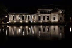 Central Parkcasino Cluj Napoca 1 Royalty-vrije Stock Foto's