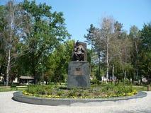 Central- Parkstadt in Tuzla Stockbild