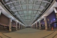 Central pier at hong kong Stock Image