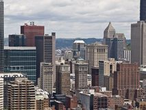 Central Pittsburgh Stock Photos