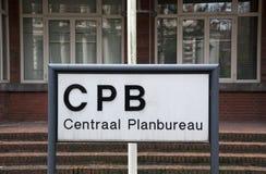The Central Planning Bureau Stock Photos