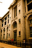 Central police station compound.  Royalty Free Stock Photos
