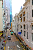 Central police station on hollywood road, hong kong Stock Photography