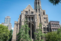 Central Presbyterian Church in New York Royalty Free Stock Image