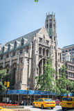 Central Presbyterian Church in New York Royalty Free Stock Photos