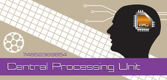 Central processing unit Stock Photos