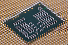 Central processing unit Royalty Free Stock Images