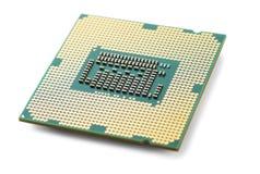 Central processor unit Stock Photo