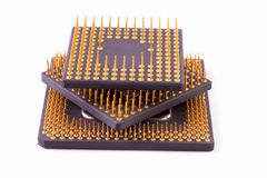 Central Processor Unit Stock Photography