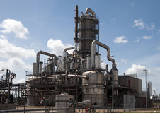 Central química Imagens de Stock