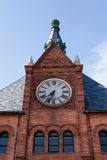 Central Railroad Terminal Clock Tower Royalty Free Stock Image