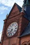 Central Railroad Terminal Clock Tower Stock Image