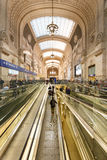 Central Railway Station of Milan Royalty Free Stock Image