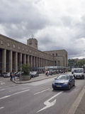 Central railway station in Stuttgart, Germany Royalty Free Stock Photo