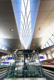 Central railway station in Vienna Royalty Free Stock Photos