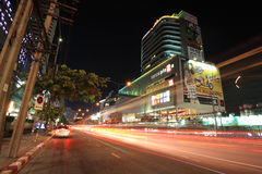 Central Rama 9, the famous shopping mall in Bangkok Royalty Free Stock Images