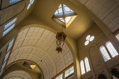 Central Souq mega galleria av Sharjah Arkivbilder
