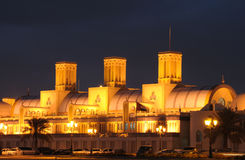 Central Souq in Sharjah City Stock Images