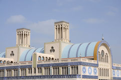 Central Souq in Sharjah City Stock Photo