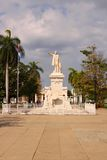 Central Square or Plaza in Cienfuegos, Cuba Stock Images