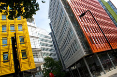 Central St Giles. Building in London Stock Photography