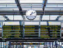 Central Station. MALMO, SWEDEN - JUNE 30: Central Station on June 30, 2014 in Malmo Stock Photos