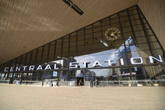 Free Central Station Rotterdam Royalty Free Stock Photo - 50661135