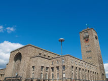 Central Station, Stuttgart Stock Photography
