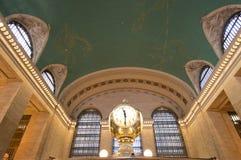 central storslagen ny station york Arkivfoton