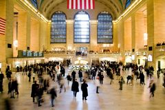 central storslagen station Royaltyfri Bild