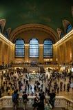 central storslagen station Royaltyfria Bilder