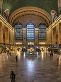 central storslagen terminal Arkivbilder