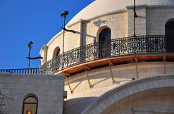 Central synagogue. Stock Photography